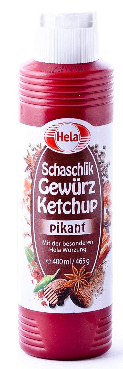 Hela Schaschlik GewГјrz Ketchup