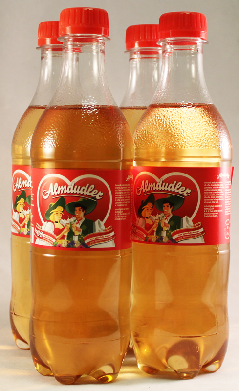 Almdudler Austrian Soda Lemonade 4 Pack Of Bottles
