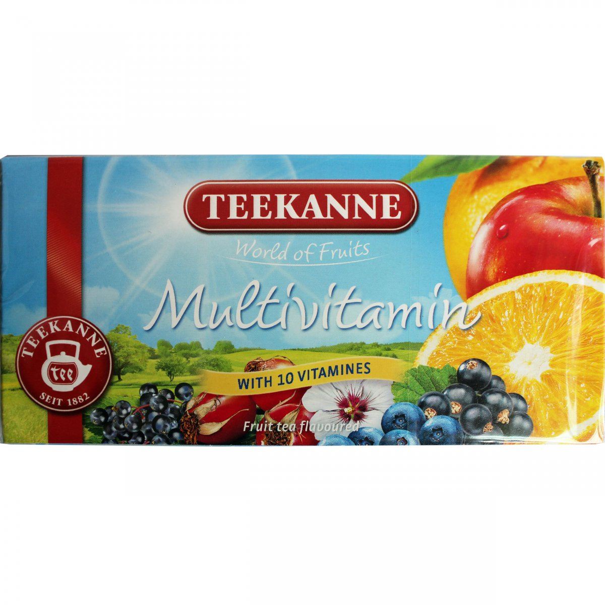 Teekanne Multivitamin